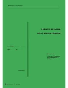 Registro di classe scuola primaria - Mod. DD/23 - La Sforzesca
