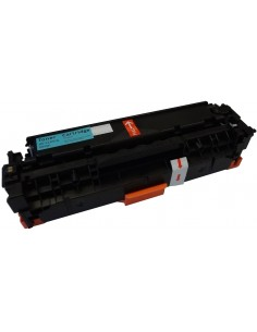HP-CC531A/ CE411A / CF381A / Canon 718 / 118 Toner ciano