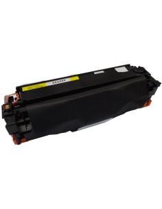 HP-CC532A / CE412A / CF382A / Canon 718 / 118 Toner giallo