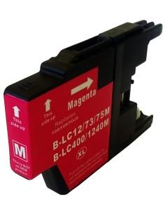 LC1220/1240/1280M Magenta Brother compatibile rigenerato