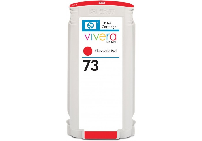 HP Cartuccia d'inchiostro rosso (chrom.) CD951A 73 130ml -