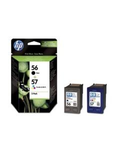 HP Multipack nero SA342AE 56+57 Cartucce: HP 56 + HP 57 -