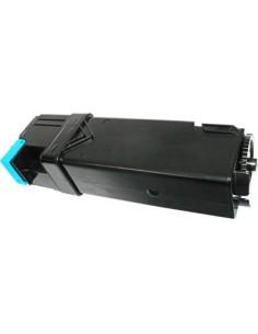 Toner compatibile rigenerato garantito per Dell D1320 Ciano -