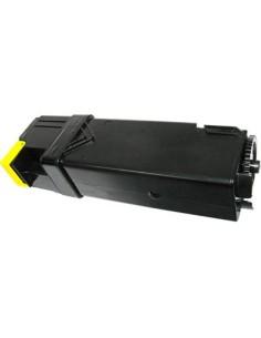 Toner compatibile rigenerato garantito per Dell D1320 Giallo -