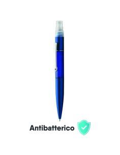 Penna a sfera antibatterica con fusto antibatterico - PD316BL -